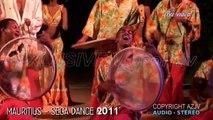 Mauritius Sega dance 2011