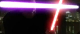 Star Wars Mace Windu vs Darth Sidious