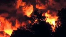 Lac Mégantic Train Explosion