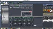How to make a bass drop, kicker drop and an 8-bit bass drop in lmms