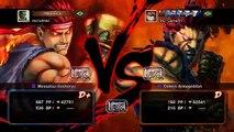 Batalha Do Ultra Street Fighter Iv Evil Ryu Vs Akuma