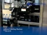 High speed bottle cap labeling machine,bottle neck labeling machine,sleeve labeling machine