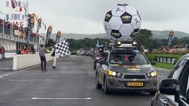 Mongol Rally 2012 - Aveo's First Rally - Team Completes the European Leg of the Journey - Chevrolet