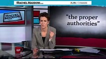 Maddow: Republican Toadies Are SHOCKED, SHOCKED, I TELL YA, That Cliven Bundy Is An Ignorant Racist