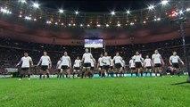 Haka -  XV de France vs All Blacks - Test Match - 9 Novembre 2013 - Stade de france - Rugby