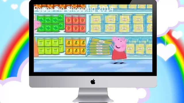 Best Cartoon Full English 2014   Peppa Pig Go Shopping   Funniest Peppa Pig Cartoon