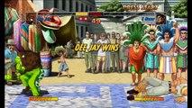 Super Street Fighter II Turbo HD Remix - Dee Jay (HD Remix)