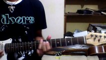 Green Day-Jesus Of Suburbia (Guitar Cover)