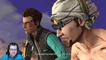 Brofirst Scene - Funniest Moment - Let's Play Tales From The Borderlands Episode 2 Gameplay