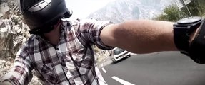 Ghaust Trip - Trip moto Europe : Triumph Bonneville et Harley-Davidson Electra Glide