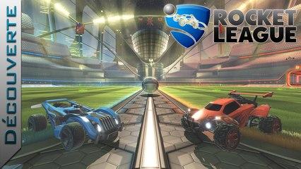 Découverte | Rocket League