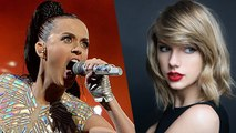 Katy Perry Calls Taylor Swift $L*T | Katy Perry & Taylor Swift Feud