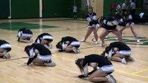 Cheerleaders at Basketball Game (2010)