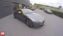 2015 Aston Martin V8 Vantage N430 : Essai AutoMoto