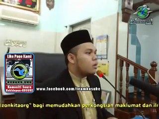 Ustaz Tarmizi Shamsul Arif - Orang yang tak akan muflis