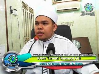 Jemaah Besiaq - Ustaz Tarmizi Shamsul Arif