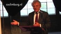 Tentoonstelling Wie Kan Ik Nog Vertrouwen - Opening: Toespraak wethouder Jacobs