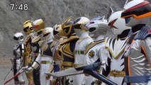 Power Rangers Super Megaforce | Vrak is Back | Rangers vs Sixth Rangers Fight