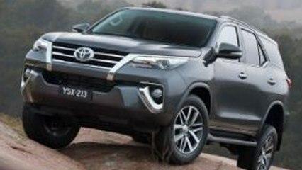 2015 Toyota Fortuner Walkaround Videos | 4x4 Diesel