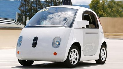 Google Auto - Google's Secret Car Company Revealed