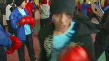 Meet Afghanistan's female boxers: Women fighting their way to the Olympics