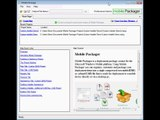 Mobile Packager - Create Setup Installers for Windows Mobile, Pocket PC, Smart Phone and Windows