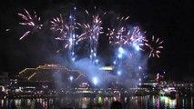 2011 Darling Harbour Fireworks - Sat 19/2/2011