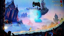 Rayman Legends Daily Extreme Challenge Land Speed 05/08/2015  20.02 Run (Ghost)