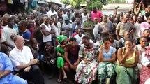 Neujahrskonzert im Gefängnis von Lomé - Concert du nouvel an à la prison civile de Lomé - 2013