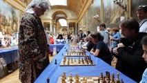 Simultanée d'échecs au château de Versailles - Chess & Strategy by Philippe Dornbusch