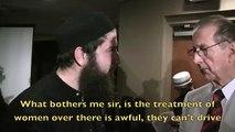 CAIR's 'Boy Terrorist' Hassan Shibly Slanders Saudi Arabia