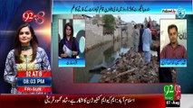 Sindh High Court (SHC) ordered authorities concerned to destroy encroachments alongside nullahs