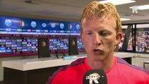 07-08-2015 Dirk Kuijt klaar voor officiele rentree bij Feyenoord