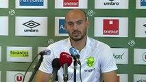Foot - L1 - FCN : Riou «On peut être défensif et bien jouer au ballon...!»