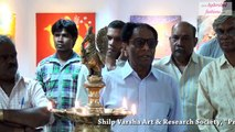 "Shilp Varsha Art & Research Society, ""Pravesh 2012"" Art Exhibition at Rambo Art Gallery"