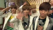 SHINee 샤이니_Front-Runner Interview_KBS MUSIC BANK_2012.04.13
