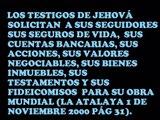 Testigos de Jehová (Católicos versus los Testigos de Jehová)