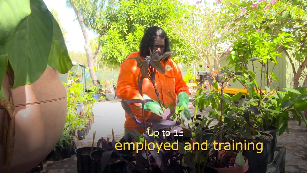 More local jobs in Gunyangara