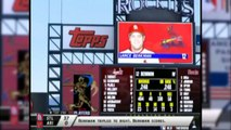 MLB 11 The Show - Arizona Diamondbacks Have a Bad Day