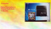 Sony Playstation 4 Grand Theft Auto V Bundle