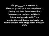 Macklemore - Thrift Shop (Lyrics) - Vidéo dailymotion