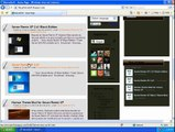 Seven remix XP,un program ce transforma Windows XP in Windows 7