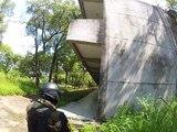 Airsoft 生存遊戲12/06/17 芬園營區 MARUI SCAR-CQC