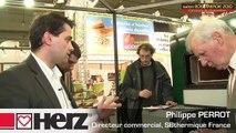 Salon Bois Energie - Chaudière Compacte Biofire Herz Grand Prix de l'Innovation