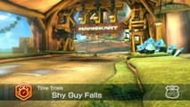 Mario Kart 8 - DLC Yoshi + Shy Guy ALL COLORS - video