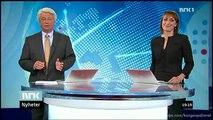 """NRK Lørdagsrevyen - 10/07/2010: 20 år siden første """"Kaptein Sabeltann""""-forestilling"""