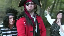We ARR Who We ARR -- Ke$ha parody: anthem for INTERNATIONAL TALK LIKE A PIRATE DAY