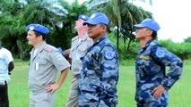 UNMIL Security Transition Town Hall Meeting, Cestos City