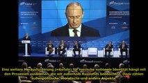 "Vladimir Putin  kritisiert ""€Uropeische Werte"" - Europas Kulturverfall"