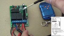 How to Remote Control Linear Actuator Motor via Mobile Phone WiFi